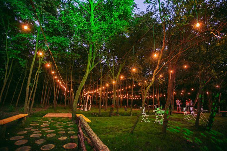 Top 5 locații pentru o nuntă în aer liber în București